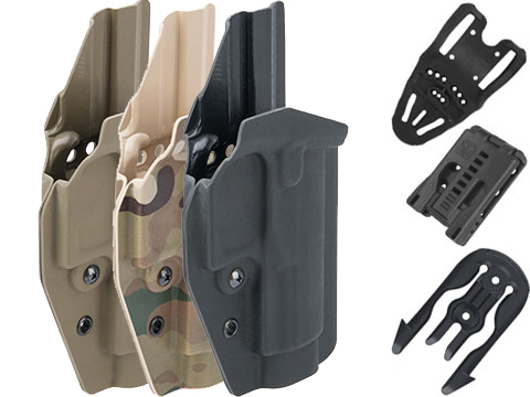 MC Kydex Airsoft Elite Series Pistol Holster for PPQ Pistols