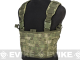 Condor Gen.4 Tactical MOLLE OPS Chest Rig - Foliage Green A-TACS