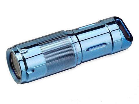 MecArmy illumineX-X2S PVD EDC Flashlight (Color: PVD Blue)