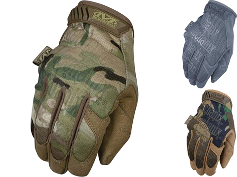 Mechanix Original Tactical Gloves (Color: Multicam / Large)