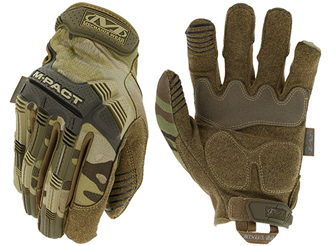 Mechanix M-Pact Tactical Gloves (Color: Multicam / Small)