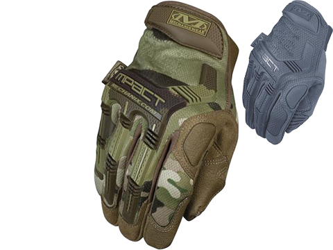 Mechanix M-Pact Tactical Gloves (Color: Multicam / Large)