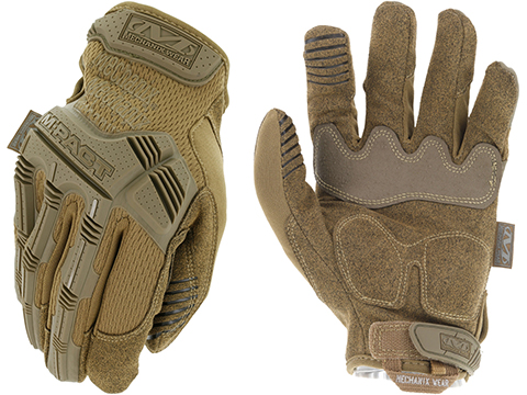 Mechanix Wear M-Pact Gloves Version 2 (Color: Coyote / Medium)