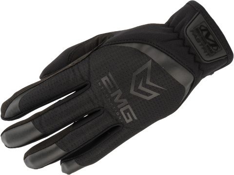 EMG / Mechanix Wear FastFit Covert Tactical Gloves (Size: Black / Medium)