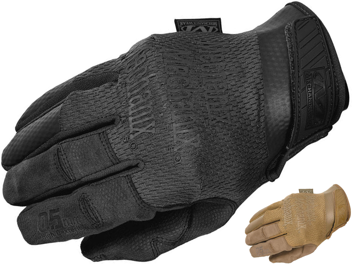 Mechanix Wear Hi-Dexterity 0.5 Gloves (Color: Covert / Medium)