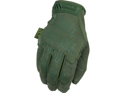 Mechanix Original Tactical Gloves (Color: OD Green / Medium)