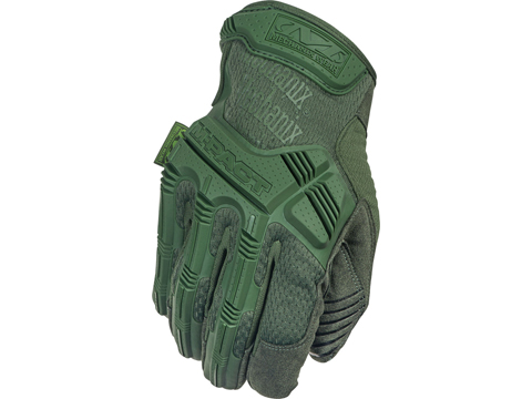 Mechanix M-Pact Tactical Gloves (Color: OD Green / Small)
