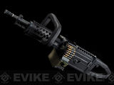 Mugen Fire Custom ChainSAW Zombie Killer Conversion Kit for ARES LMG Series Airsoft Machine Guns