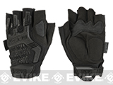 Mechanix Wear M-Pact Fingerless Gloves - Covert (Size: Medium)