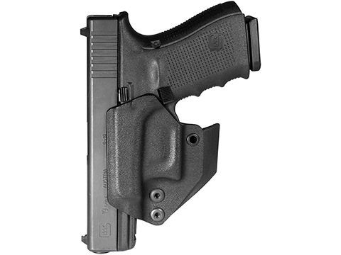 Mission First Tactical Ambidextrous Minimalist IWB Holster (Model: Glock 17, 19, 22, 23, 26, 27, 33, 34, 47)