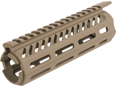 Mission First Tactical Tekko M-LOK Handguard for AR15 Pattern Rifles (Length: 7 / Dark Earth)