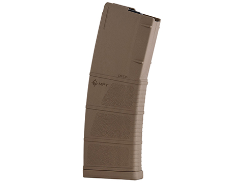 Mission First Tactical 10/30 - 10 Round 5.56x45 / .223 Rem / .300 AAC - Polymer Magazine for AR15 (Color: Scorched Dark Earth)