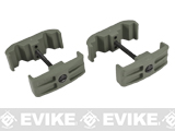 Mission First Tactical AK47 Magazine Coupler - Foliage Green
