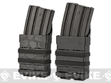 Matrix Fast Hard Shell Magazine Holster - 2x Rifle Mag Configuration (Color: Kryptek Typhon)