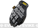 Mechanix Wear Original Gloves - Black