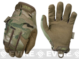 Mechanix Original Tactical Gloves (Color: Multicam / Small)