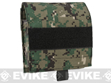 Avengers Tactical LMG / SAW (100rd 5.56x45mm) Box Magazine Pouch - Digital Woodland