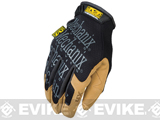 Mechanix Wear Original Gloves - Material4X - Black/Tan (Size: Large)