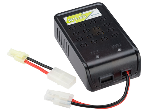 Intellect MH85 Airsoft / RC Smart Charger for 8.4V 9.6V Cell NiMH / NiCD Rechargeable Batteries