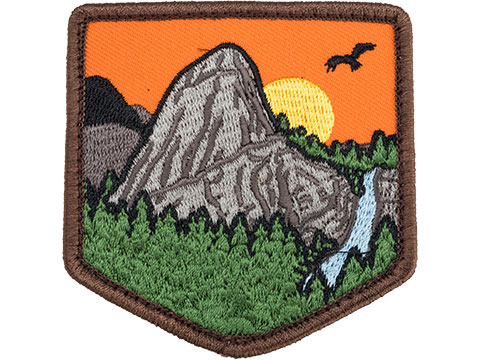 Mil-Spec Monkey Mountain Adventure 1 Embroidered Morale Patch (Color: Full Color)