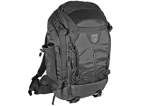 Cannae Marius Ruck Sack with Rapid Carry (Color: Black)