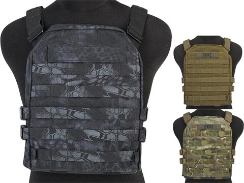 Mission Spec Essentials Only Carrier (EOC) Tactical High Speed Plate Carrier