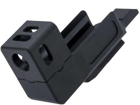 MITA Compensator Front End Muzzle for VFC GLOCK 17 Series GBB Pistols