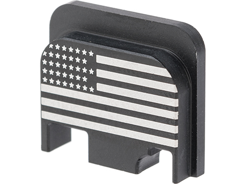 MITA CNC Slide Cover for Elite Force GLOCK Series Airsoft Pistols