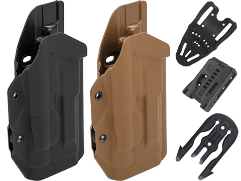 MC Kydex Airsoft Elite Series Pistol Holster for M9A1 w/ TLR-1 Flashlight