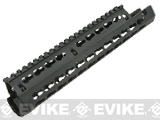 AIM Sports FN FAL 2 Piece Drop-In Keymod Handguard with Top Rail