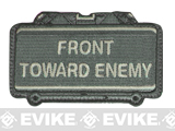 "Mil-Spec Monkey ""Front Toward Enemy"" Velcro Patch - ACU"