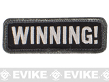 "Mil-Spec Monkey ""Winning"" Velcro Patch - SWAT"