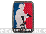 "Mil-Spec Monkey ""Soul Stealer"" Velcro Patch - Full Color"