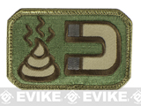 Mil-Spec Monkey Sh*t Magnet Velcro Patch - Arid