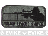 Mil-Spec Monkey Major League Sniper Velcro Patch - ACU Dark