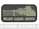 Mil-Spec Monkey Major League Sniper Velcro Patch - ACU Light