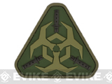 "Mil-Spec Monkey ""Outbreak Response Team"" PVC Velcro Patch - Multicam"