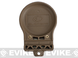 Element Helmet Mount for VIP Light - Tan