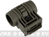 Element Tactical Flashlight / Laser Weaver QD Mount (Color: OD Green)