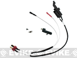 Modify Quantum Low Resistance Wiring Switch Assembly For Airsoft AEGs - AK47S Series Front Wiring (Standard Deans)