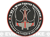 MoeGuns Red Squadron PVC Morale Patch