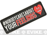 MoeGuns Feelings PVC Morale Patch