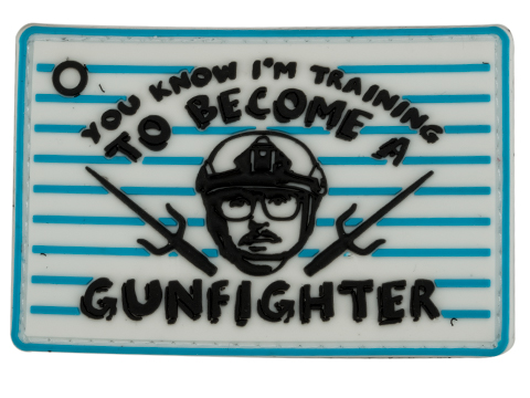 MoeGuns Gunflighter 3D PVC Morale Patch