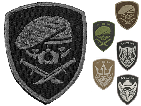 MOH Embroidered Morale Patch (Style: Ranger / SWAT)