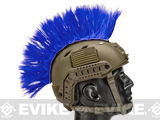 The Tacti-Cool Helmet Mohawk by Matrix - Blue