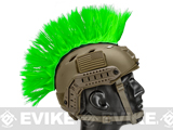 The Tacti-Cool Helmet Mohawk by Matrix - (Color: Green)