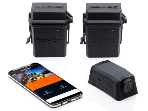 MOHOC LASO™ Extended WiFi Transmitter for MOHOC® Helmet Mounted Action Cameras