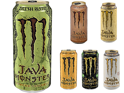 Java Monster Coffee Drink