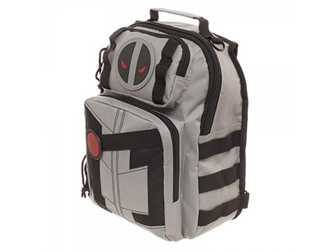 Marvel Deadpool X-Force Mini Sling Backpack by Bioworld
