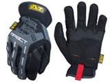 Mechanix Wear M-Pact Open Cuff Gloves - Black